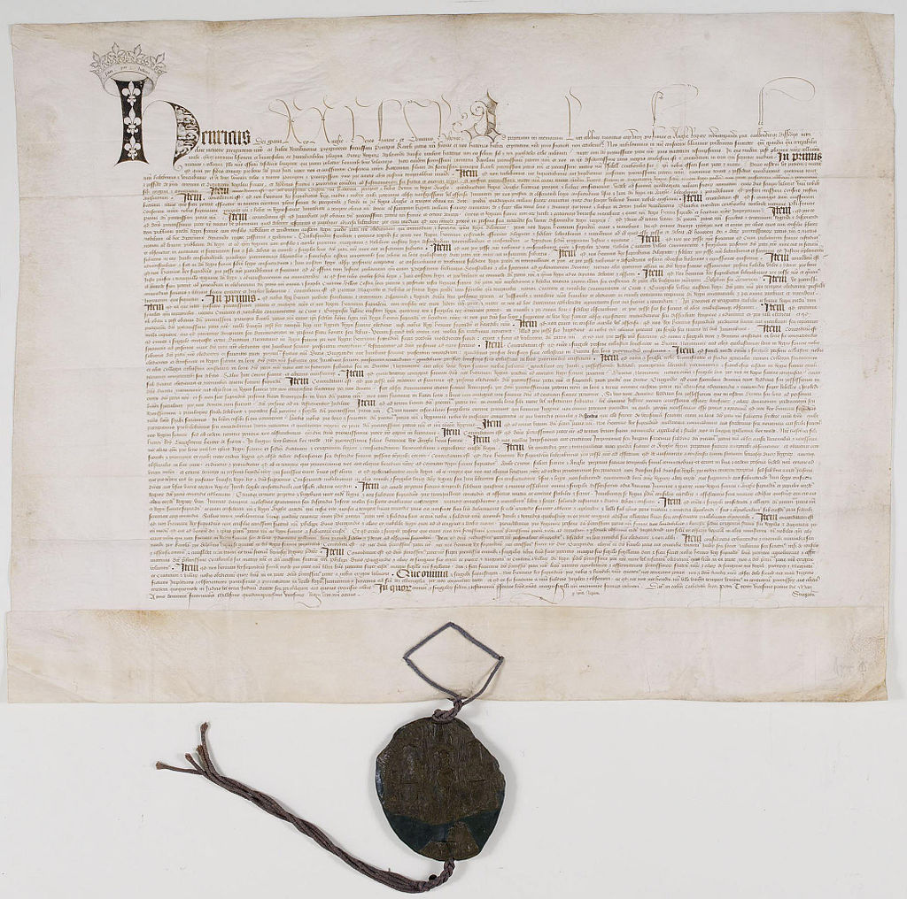13 Ratification of Treaty of Troyes