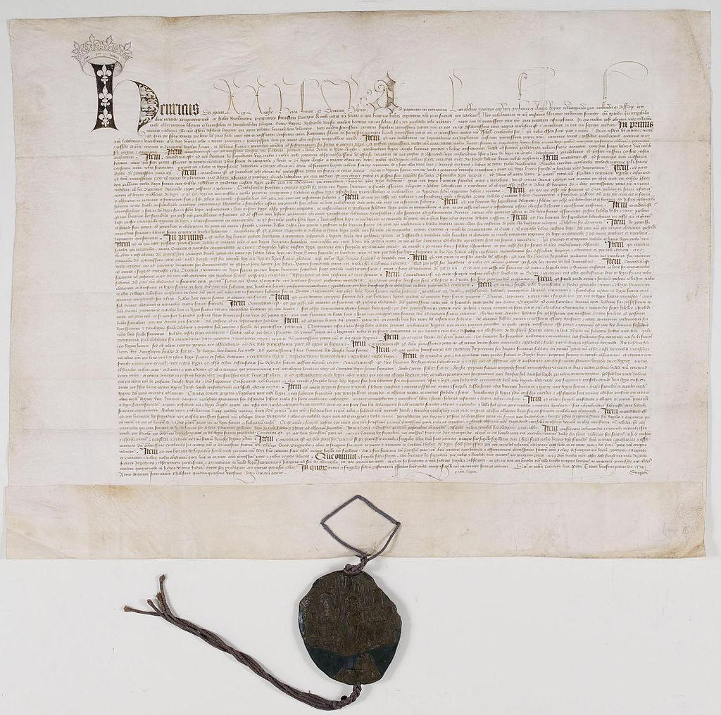 13 Ratification of Treaty of Troyes